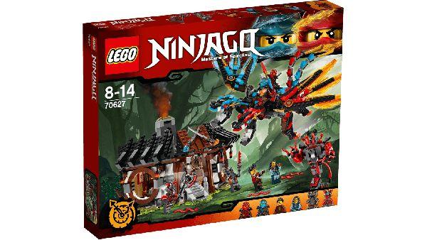 NinjaGo - Lego - Lego - Sets de Construcción - Sets de Construcción JulioCepeda.com
