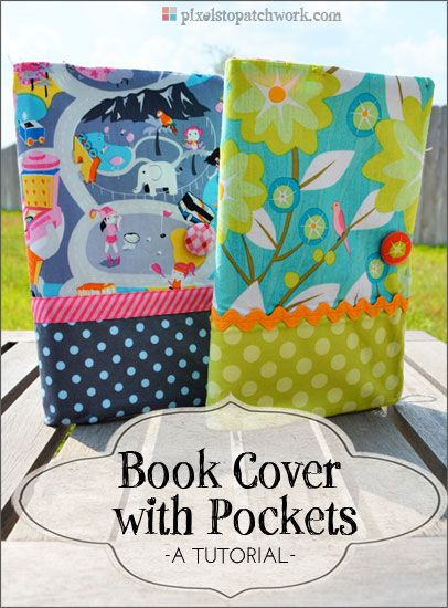 Zippered Book Cover Tutorial ~ Best bible covers images on pinterest