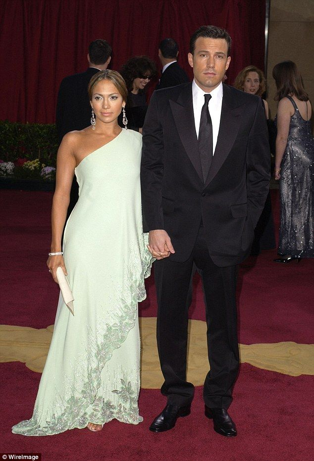 The original Bennifer: Affleck met J.Lo when they co-starred in Gigli and he popped the qu...
