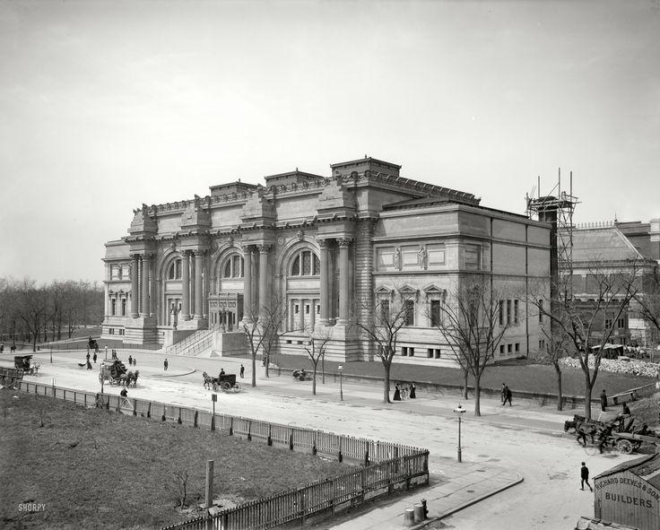 The Met circa 1905