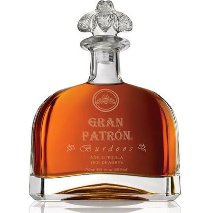 Liquorama - Gran Patron Burdeos Anejo Tequila 750ml, $499.99 (http://www.liquorama.net/gran-patron-burdeos-anejo-tequila-750ml.html/)