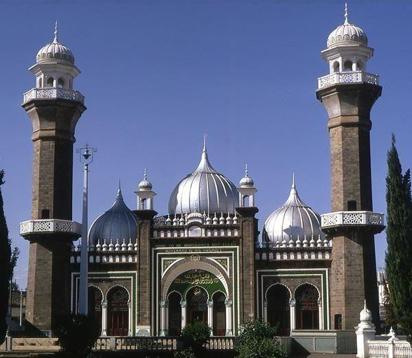 Masjid from Kenya