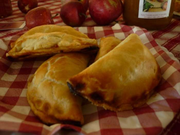 Empanadilla's met snijbiet