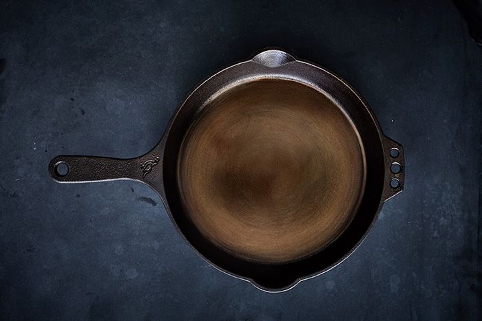 Making a New Old-Fashioned Skillet