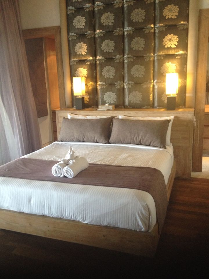 Our beautiful Villa in Bali - Sleepingroom