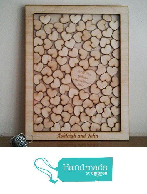 Alternative Wooden Drop Box, Guest Book, Wedding Guestbook from Perfect Parcels 1 http://www.amazon.com/dp/B016C746MW/ref=hnd_sw_r_pi_dp_sQogwb12HWYK5 #handmadeatamazon