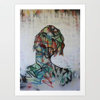 Jess, 2014 Art Print by Adam Craemer - $19.90