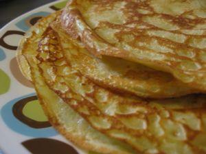 Original Pancake House 49er flapjacks - copycat recipe - BEST pancakes EVER!!