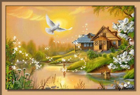 ERA DA PAZ - tudo para promover a Paz no Mundo: Tranquilidade