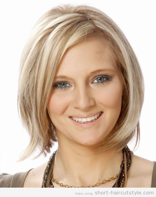 bobs for short fine thin straight hair - Google Search