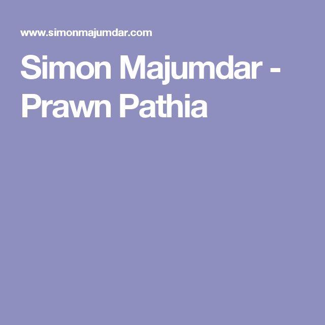 Simon Majumdar - Prawn Pathia
