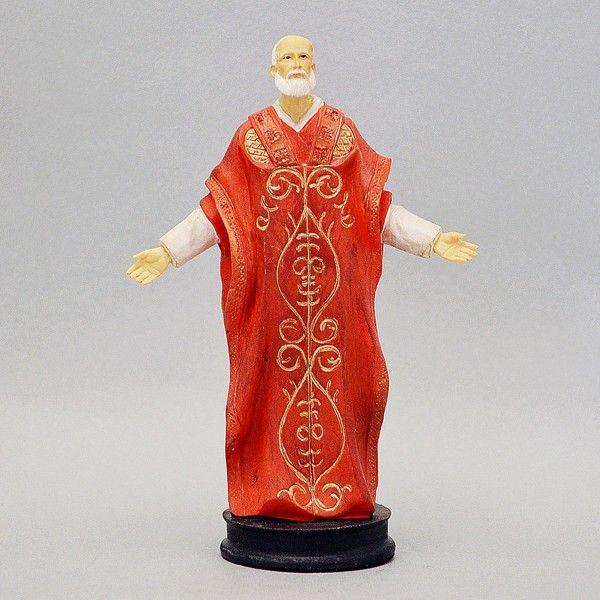 Statua San Filippo  #sanfilipponeri #statua #myriamartesacra Nerihttp://www.myriamartesacrastore.it/statue-santi/3195-statua-san-filippo-neri.html