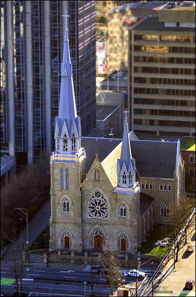 Holy Rosary Cathedral | Vancouver, British Columbia, Canada