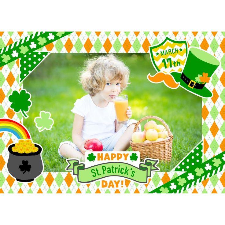 簡単無料ダウンロード✨3月17日の セントパトリックデー🍀 はグリーンの物を身につけて楽しく盛り上がれる日(*´∨`*)🎶 スクラップキット☺︎✂︎✨➡️https://goo.gl/SdbDpC で記念の写真を飾ろう!贈ろう!スクエアサイズ・L版サイズ・KGサイズ選べます😆 #StPatrick #緑 #セントパトリックデー #グリーン #スクラップブック #フォトフレーム #ハンドメイド