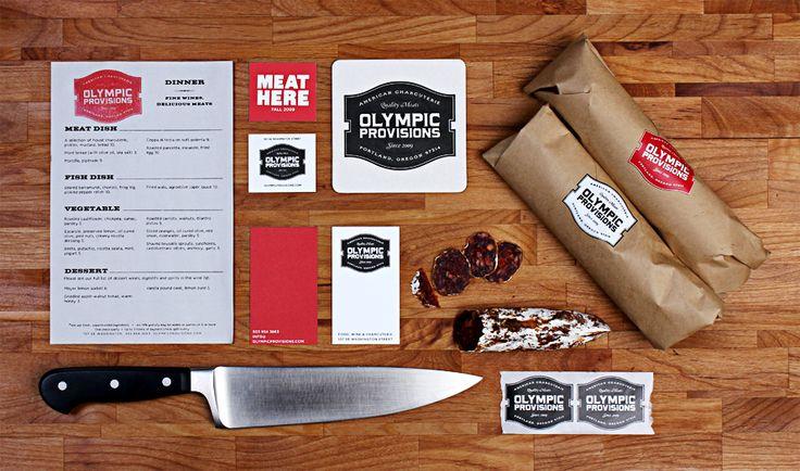 OMFG-restaurant identity