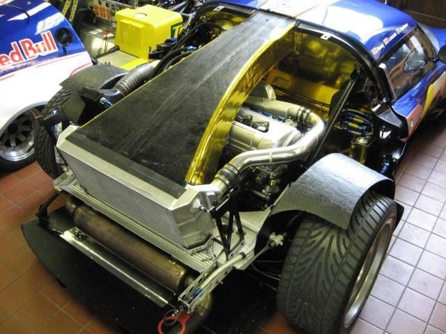 RaceCarAds - Race Cars For Sale » Lotus Exige GTR/ GT3 for sale