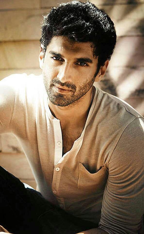 Aditya Roy Kapoor: tall, dark AND handsome.