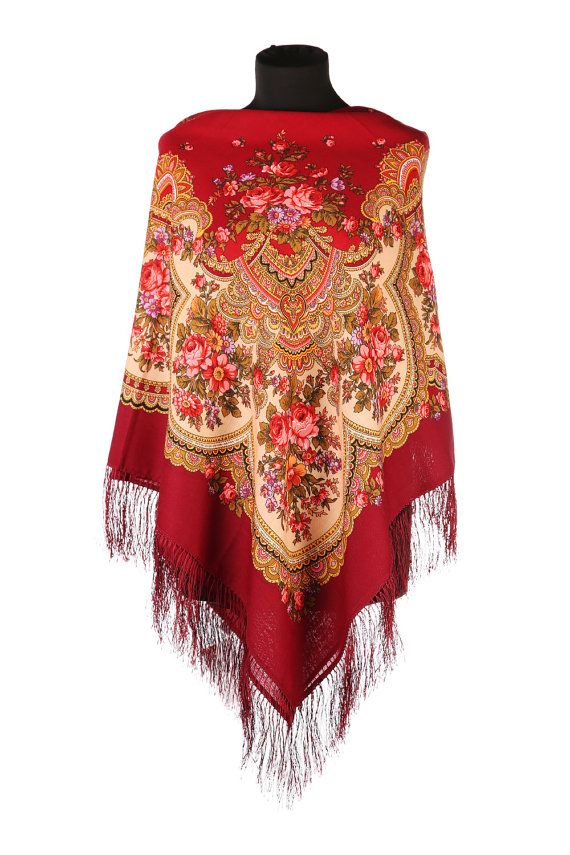 93 best Beautiful scarves and shawls images on Pinterest ...