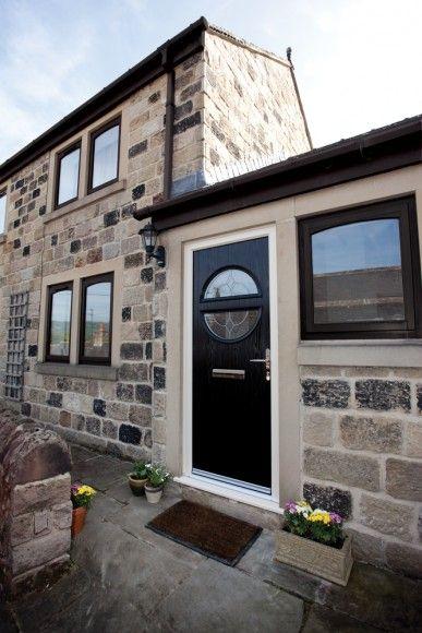 Plastic Composite Doors & Front Doors | Eurocell  http://www.eurocell.co.uk/homeowners/74/composite-doors-1