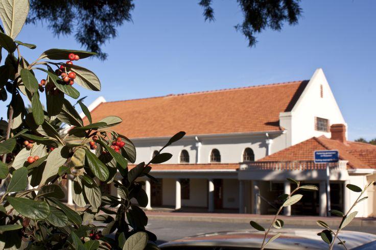 University of the Free State, Bloemfontein Campus, Centenary Complex (Photo: Justus Liebenberg)