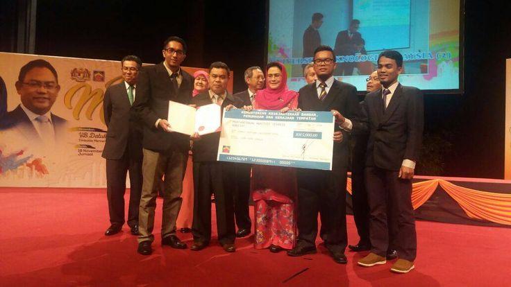 Kemenangan Pelajar FAB UTM di Pertandingan Habitat Peringkat IPT anjuran KPKT | Photos
