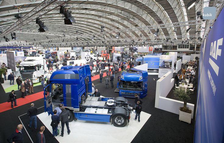 RAI Amsterdam - Commercial Vehicle Show