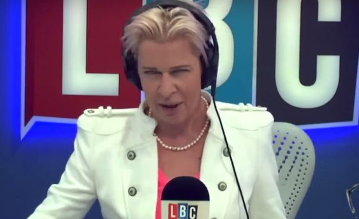 Katie Hopkins tweeted something so vile that people are demanding she's sacked from LBC   The Canary