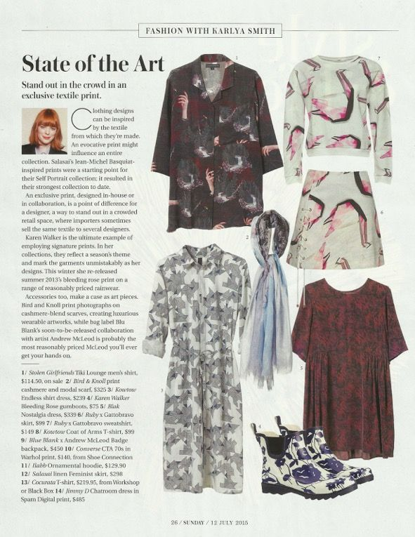 BLAK Luxe Nostalgia Dress features in Sunday