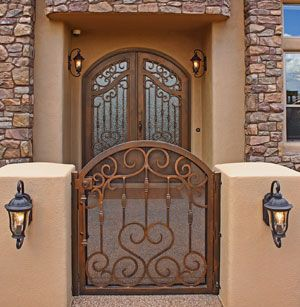 #Spring Outdoor #Home #Maintenance Ideas  www.FirstImpressionSecurityDoors.com