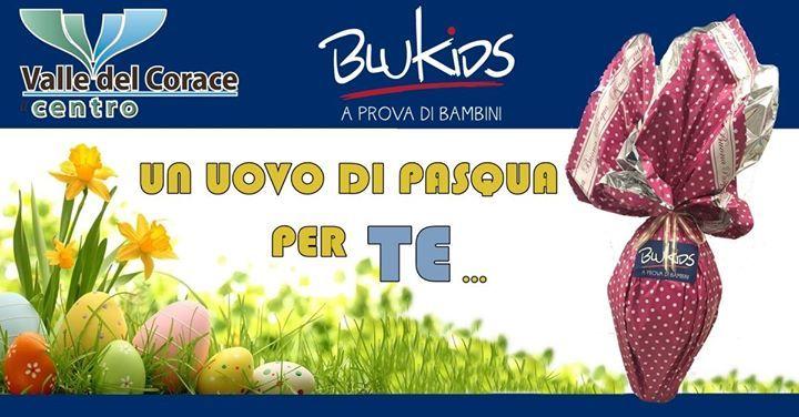 Acquista dal 12 al 15 Aprile e conserva il tuo scontrino, con una spesa minima di 15€ potrai essere il fortunato a ricevere un uovo di Pasqua Maxi!!