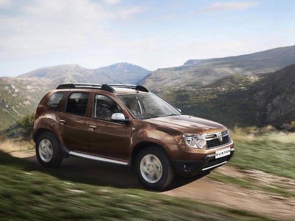 Vehicles Wallpaper : Dacia Duster
