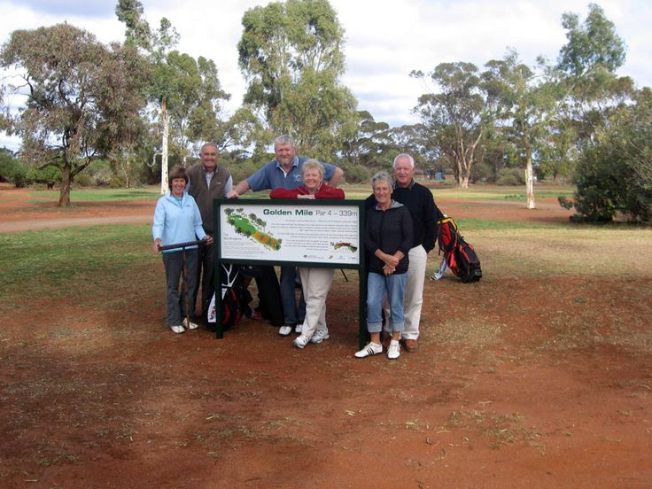 Nullarbor Links - The World's Longest Golf Course