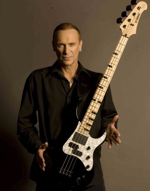 billy sheehan - Greatest bass player of all time!