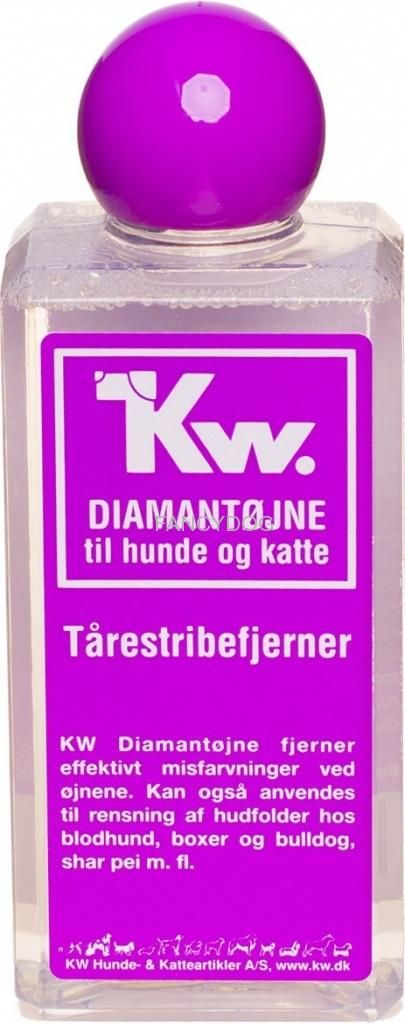 KW Diamantové oči - kvapky 200ml