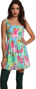 that's the one :( From hot topic I'm guessing...My Little Pony dress