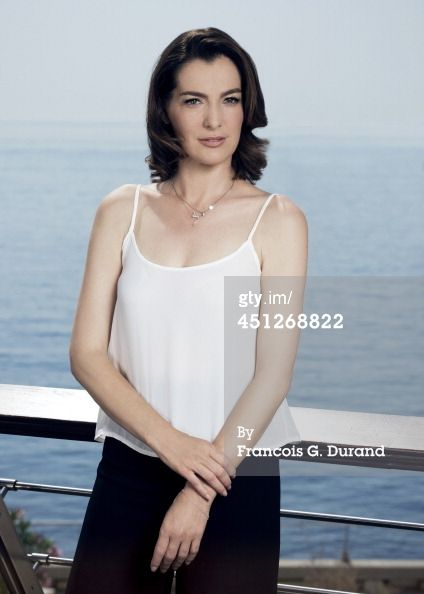News Photo : Ayelet Zurer poses for a portrait at the 54th... With @loandloparis necklace