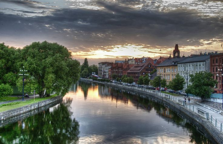 Bydgoszcz City by ~emkacf on deviantART