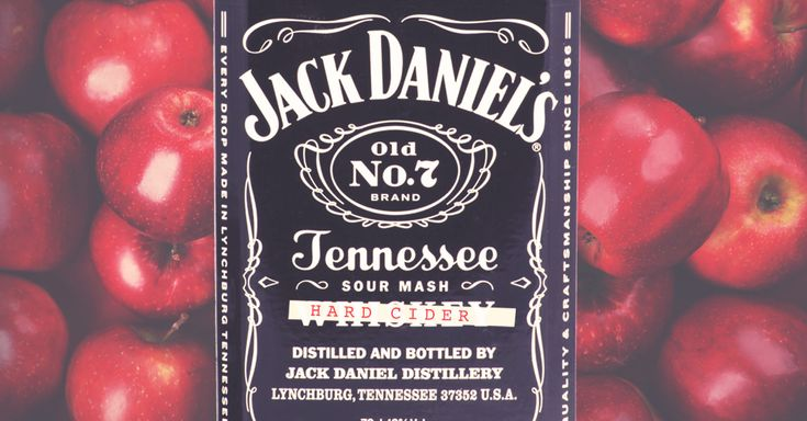 Jack Daniel's may always be synonymous with whiskey, but now its parent company Bacardi Brown-Forman Brands (BBFB) has added cider to the iconic brand.