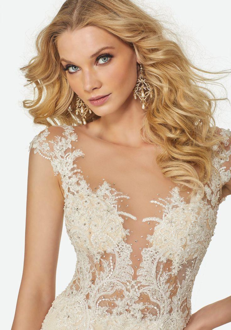 Jasmine Wedding Dress   Randy Fenoli Bridal