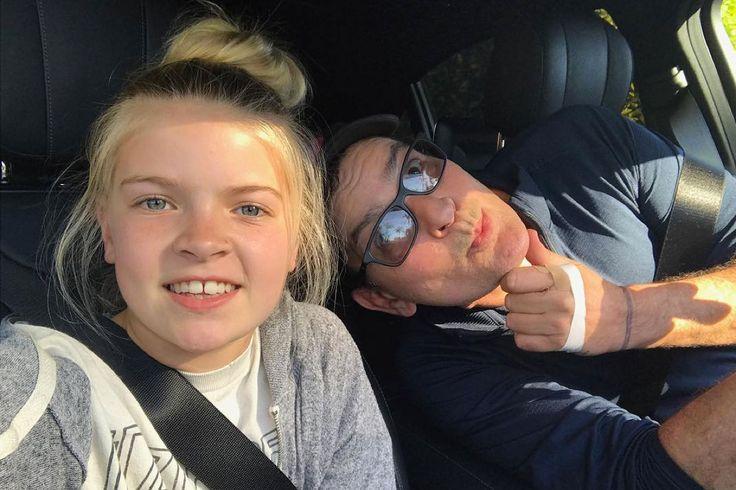 Charlie Sheen hozzászólás Car szelfi lánya Lola
