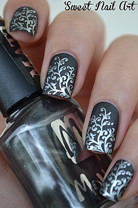Baroque #nail #nails #nailart