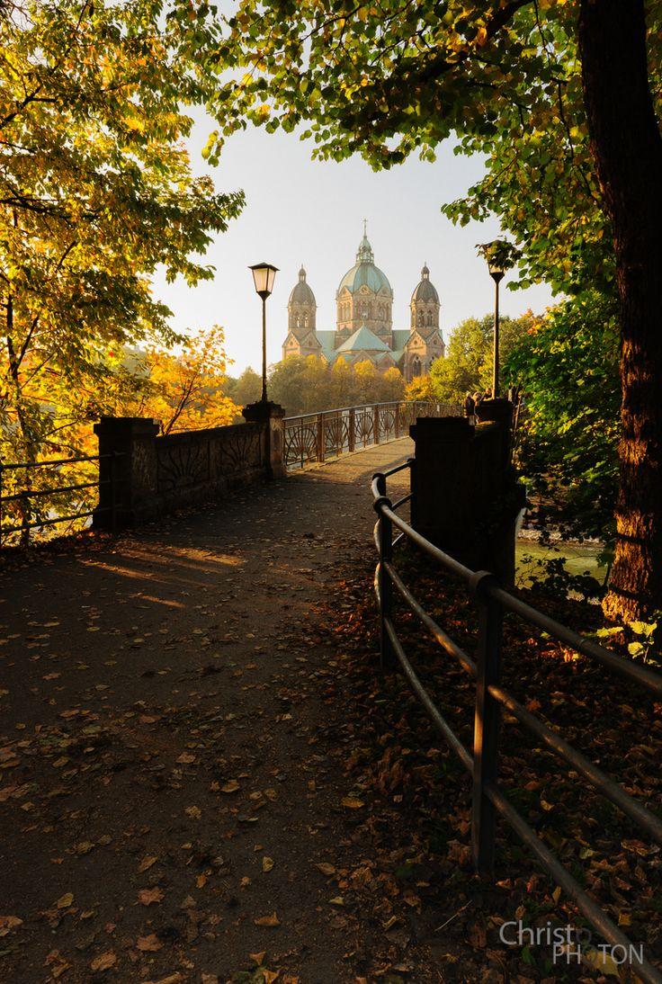 St. Lukas, Munich, Bavaria, Germany (by St. Lukas by Christoph Dohmesen)