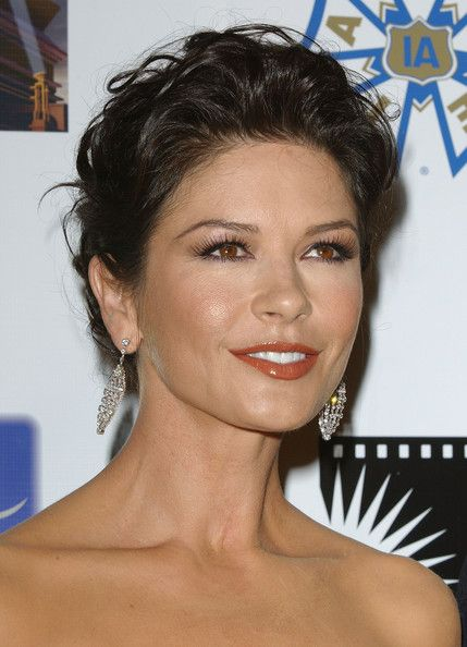 "Catherine Zeta-Jones Photos Photos - 3rd Annual ""A Fine Romance"" to benefit the Motion Picture & Television Fund.Sony Pictures, Culver City, CA.October 20, 2007. - A Fine Romance"