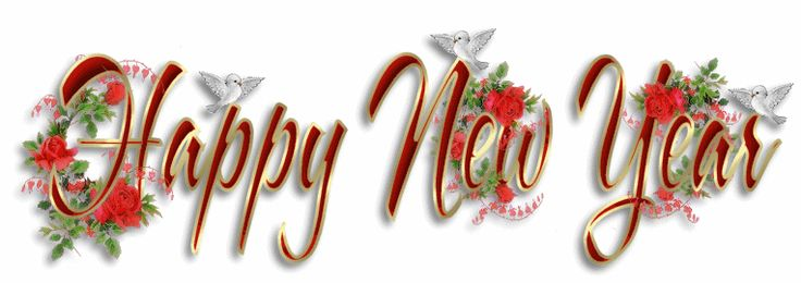 Wishes for a very Happy New Year Each Year!!