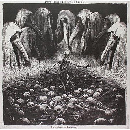 Final State Of Existence Vinyl Walmart Com In 2020 Death Art Occult Art Creepy Art