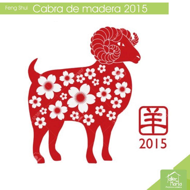 """De acuerdo al zodiaco chino, el año del 2015 es el año de la cabra, que inicia el 19 de febrero de 2015 y termina el 7 de febrero de 2016.  La cabra es el octavo signo del zodiaco chino, que consta de 12 animales del zodiaco chino. Es una suerte que la cabra esta en octavo lugar en el ciclo de chinos animales del zodiaco, ya que el número """"ocho"""" en chino es un auspicioso, y simboliza la paz y la prosperidad."""