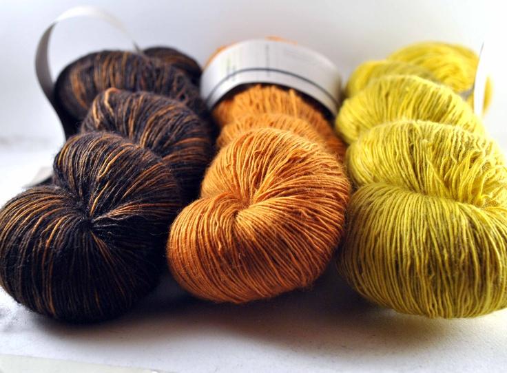 PRS: Bitter Orange, Honey, Tansy Woolen,  Woollen