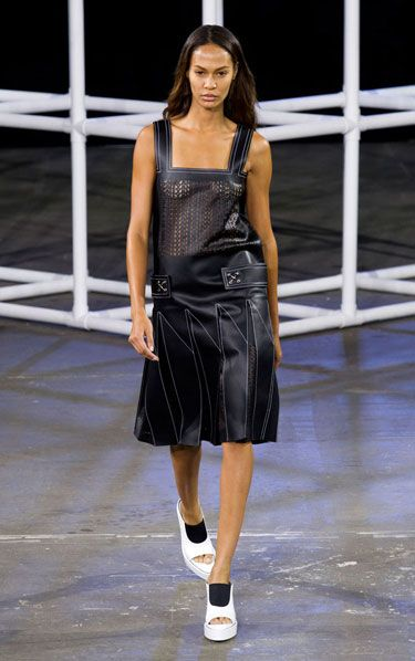 The Best Looks from New York Fashion Week: Spring 2014 - Alexander Wang