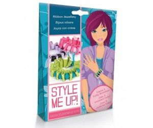 Wooky Style Me Up Красочные браслеты из лент и бусинок