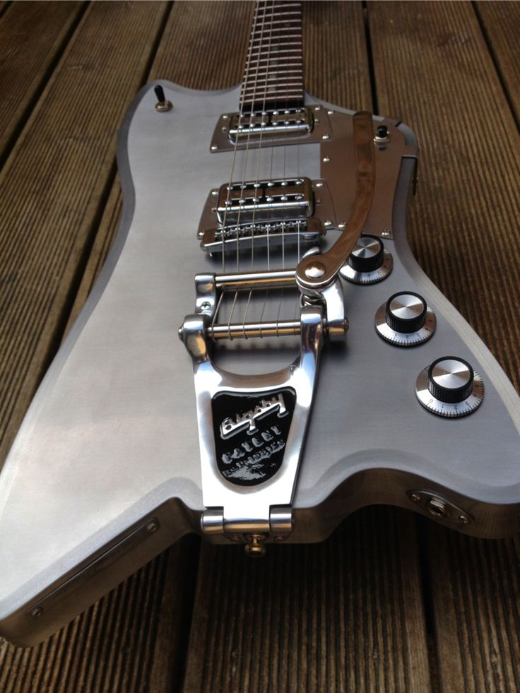billy bo meloduende guitars aluminium